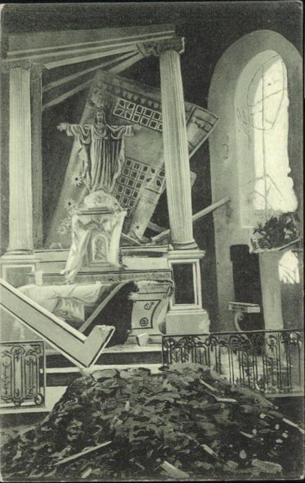 Maurepas Somme [Handschriftlich]
