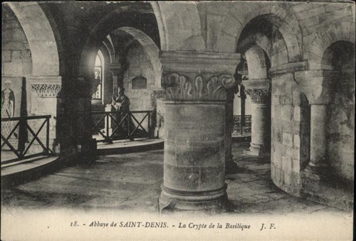 Saint-Denis Aude Abbaye de Saint-Denis