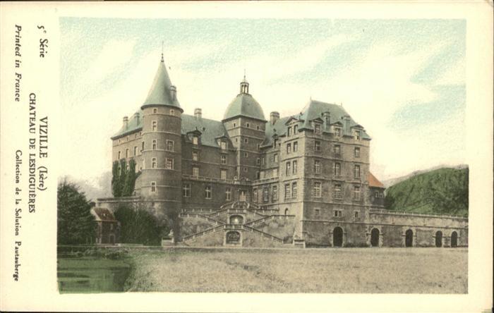 Vizille Chateau de Lesdiguieres / Vizille /Arrond. de Grenoble