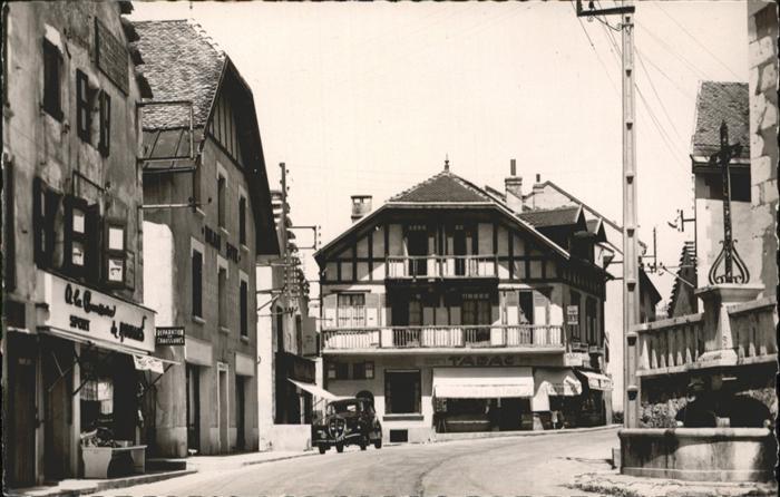 Villard-de-Lans Place des Martyrs / Villard-de-Lans /Arrond. de Grenoble