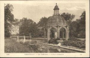 Chantilly Chateau  / Chantilly /Arrond. de Senlis