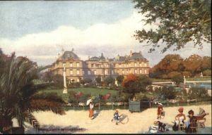 Paris Jardin du Luxembourg / Paris /Arrond. de Paris