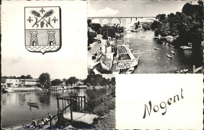 Nogent-sur-Marne  / Nogent-sur-Marne /Arrond. de Nogent-sur-Marne
