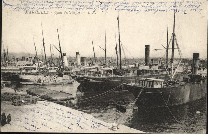 Marseille Quai des Forges / Marseille /Arrond. de Marseille