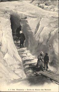 Chamonix Grotte du Glacier des Bossons / Chamonix-Mont-Blanc /Arrond. de Bonneville