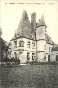Lion-sur-Mer Chateau de Lion / Lion-sur-Mer /Arrond. de Caen