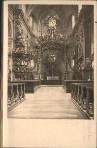 Mariaschein Tschechien Wallfahrtskirche / Bohosudov /
