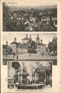 Mariaschein Tschechien Kirche  / Bohosudov /