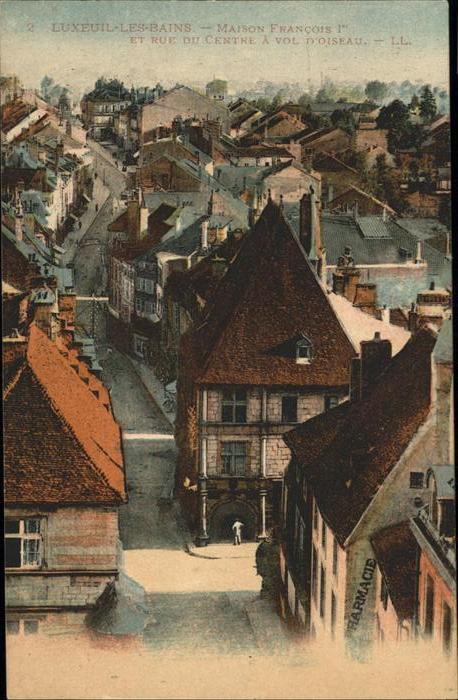 Luxeuil-les-Bains  / Luxeuil-les-Bains /Arrond. de Lure