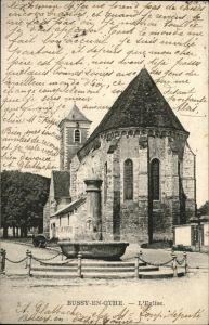 Bussy-en-Othe Eglise / Bussy-en-Othe /Arrond. d Auxerre