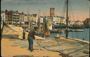 La Rochelle Charente-Maritime les Quais / La Rochelle /Arrond. de La Rochelle