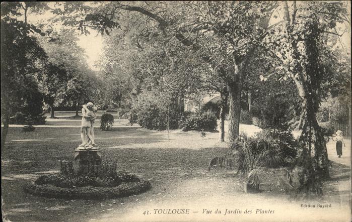 Toulouse Haute-Garonne Jardin des Plantes / Toulouse /Arrond. de ...