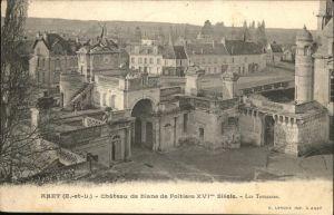 Anet Chateau de Diane / Anet /Arrond. de Dreux