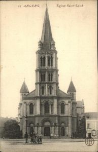 Angers Eglise Saint-Laud Kirche / Angers /Arrond. d Angers