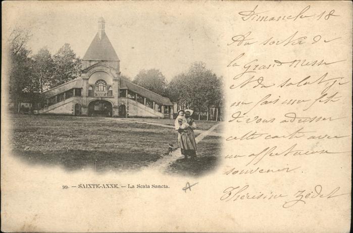 Sainte-Anne-d Auray Scala Sancta / Sainte-Anne-d Auray /Arrond. de Lorient
