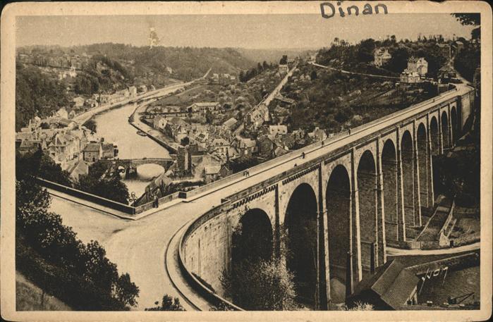 Dinan Bruecke / Dinan /Arrond. de Dinan