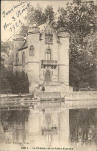 Coye-la-Foret Chateau de la Reine Blanche / Coye-la-Foret /Arrond. de Senlis