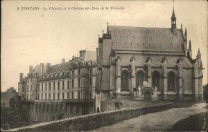 Thouars la Chapelle Chateau des Ducs / Thouars /Arrond. de Bressuire
