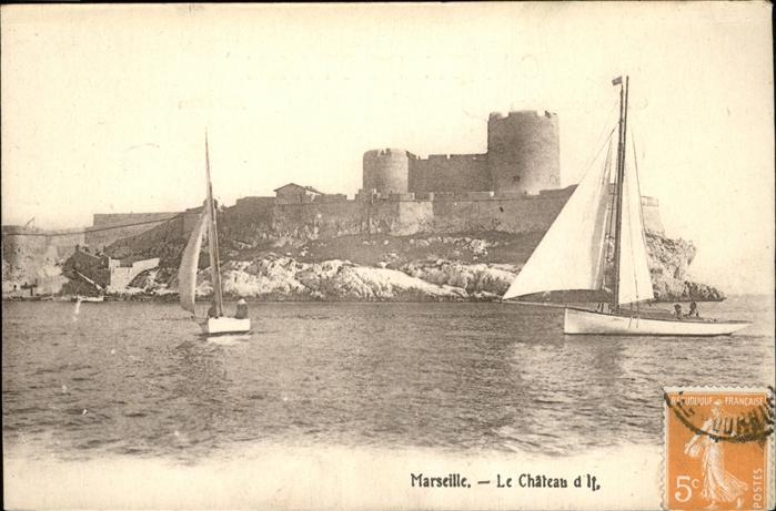 Marseille Le chateau / Marseille /Arrond. de Marseille
