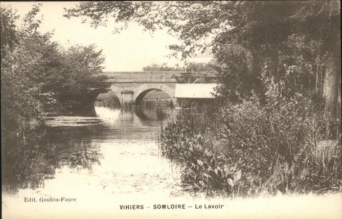 Vihiers Le Lavoir / Vihiers /Arrond. de Saumur