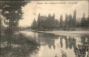 Lamalou-les-Bains L'Orb / Lamalou-les-Bains /Arrond. de Beziers