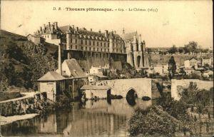 Thouars Chateau / Thouars /Arrond. de Bressuire