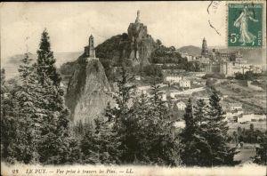 Le Puy-en-Velay Travers les Pins / Le Puy-en-Velay /Arrond. du Puy