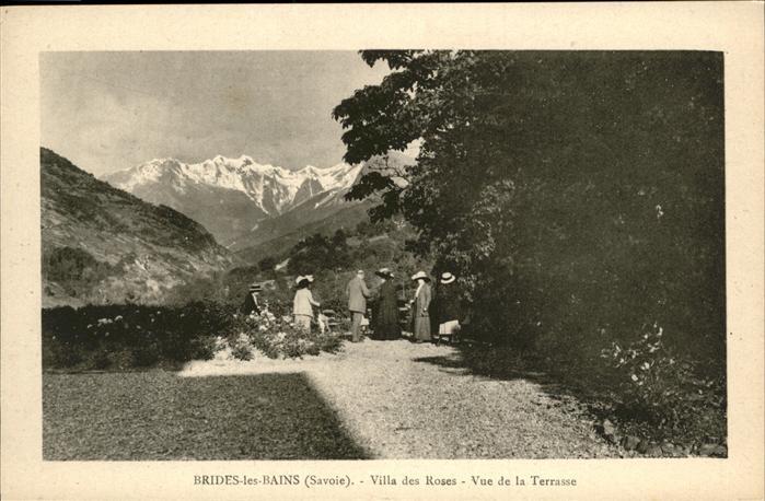 Brides-les-Bains Villa des Roses / Brides-les-Bains /Arrond. d Albertville