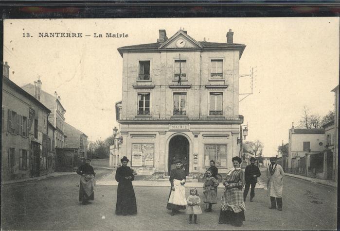 Nanterre La Mairie / Nanterre /Arrond. de Nanterre