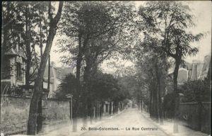 Bois-Colombes La Rue Centrale / Bois-Colombes /Arrond. de Nanterre