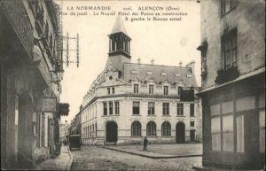 Alencon Rue du Jeudi Hotel des Postes x