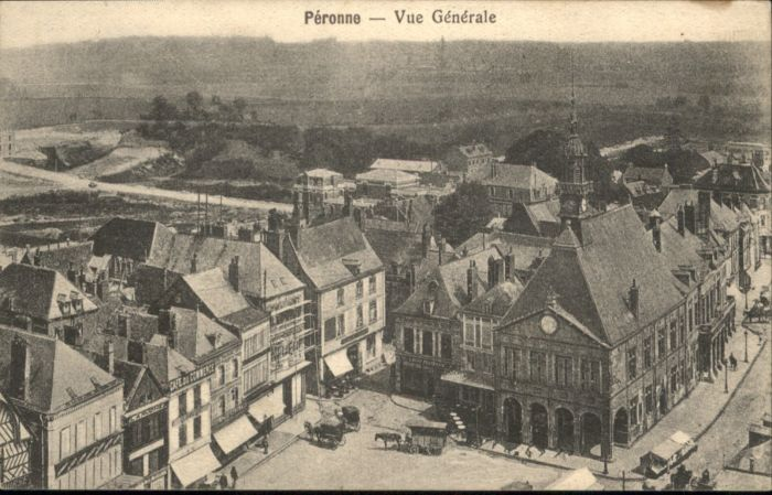 Peronne Somme Peronne  * / Peronne /Arrond. de Peronne