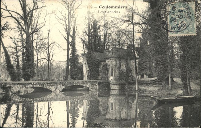 Coulommiers Capucins x