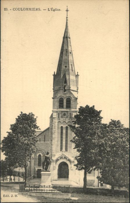 Coulommiers Eglise *