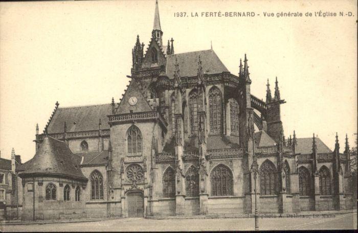 La Ferte-Bernard Eglise *