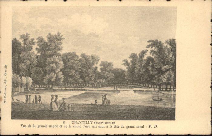 Chantilly  *