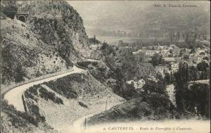 Cauterets Route Pierrefitte Cauterets *