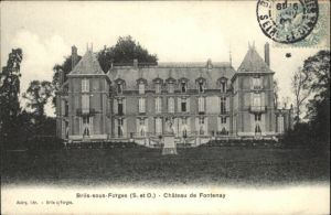 Briis-sous-Forges Chateau Fontenay x