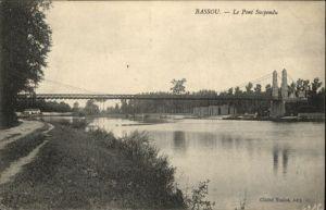 Bassou Pont Suspendu x