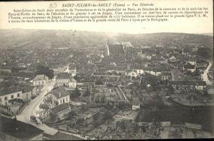 Saint-Julien-du-Sault  x
