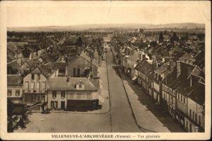 Villeneuve-L Archeveque Villeneuve-L'Archeveque  x