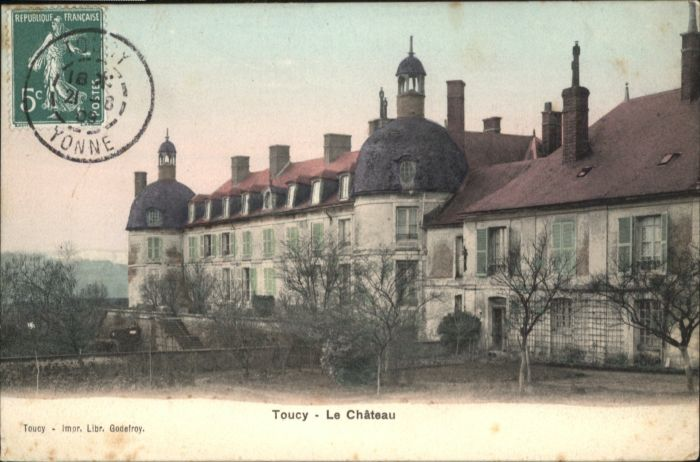 Toucy Chateau x