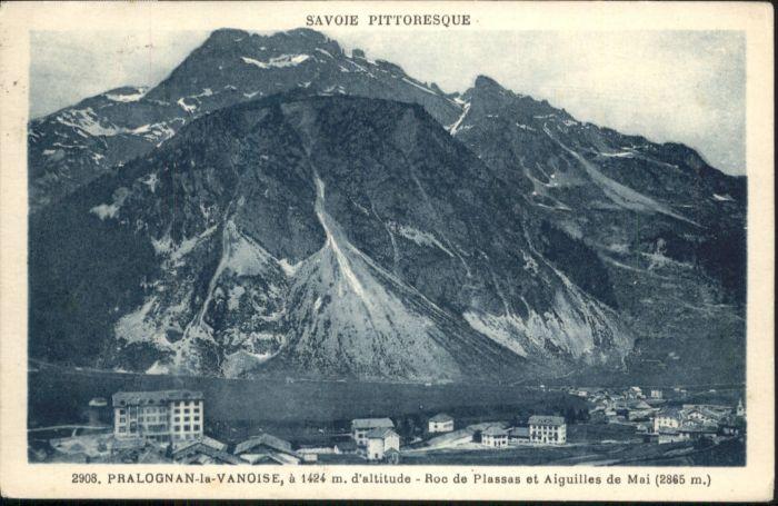 Pralognan-la-Vanoise Roc de Plassas Aiguilles de Mai x