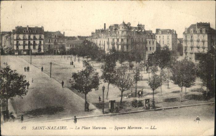 Saint-Nazaire la Place Marceau x