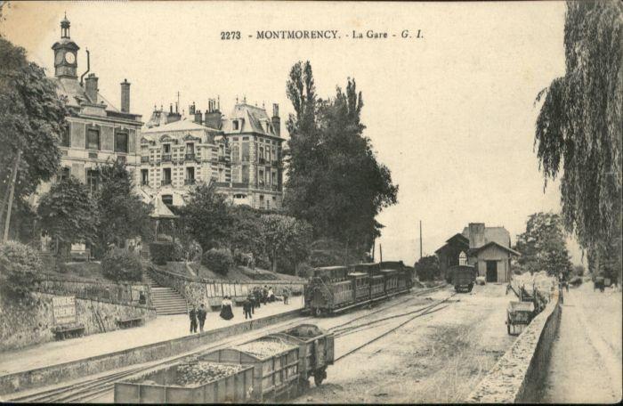 Montmorency La Gare Zug x