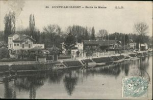 Joinville-le-Pont Bords Marne x