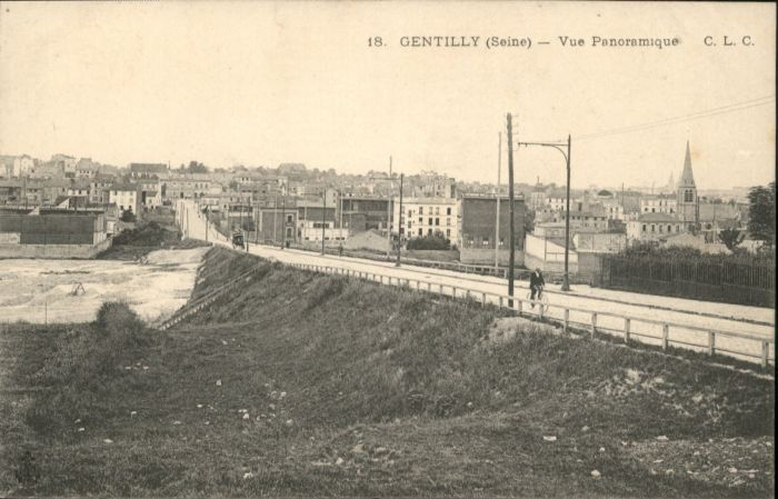 Gentilly Vue  Panoramique *