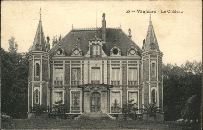 Vaujours Chateau *
