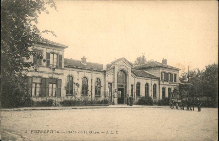 Pierrefitte-Nestalas Pierrefitte Place de la Gare Kutsche *