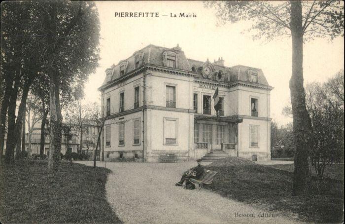 Pierrefitte-Nestalas Pierrefitte Mairie x